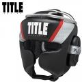Боксерский шлем TITLE Platinum TB-1456