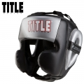 Боксерский шлем TITLE Platinum Proclaim Power Training Headgear
