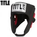 Боксерский шлем TITLE Gel Cut Saver Headgear
