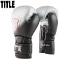 Боксерские перчатки TITLE Platinum Proclaiming Training Gloves