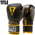 Боксерские перчатки TITLE Boxing Hexicomb Tech Training Gloves