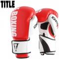 Боксерские перчатки TITLE Infused Foam Ignite Power Gloves