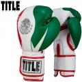 Боксерские перчатки TITLE TB-1475