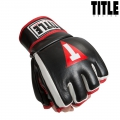 Перчатки для ММА TITLE MMA Performance Hybrid Sparring Gloves