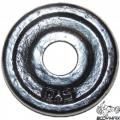 Диск чугунный BODY-MAX Ф26мм 0,5 - 5 кг черный