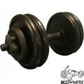 Гантель наборная тренировочная BODY-MAX 4-25 кг