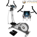 Эллиптический тренажер YOWZA FITNESS Houston (весы и bluetooth)