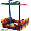 Детская песочница-машина SportBaby Песочница-12