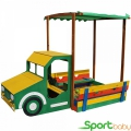 Детская песочница-грузовик SportBaby Песочница-16