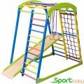 Спортивный детский комплекс для дома SportBaby SportWood