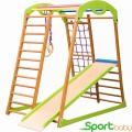 Спортивный детский комплекс для дома SportBaby BabyWood