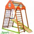 Спортивный детский комплекс для дома SportBaby KindWood