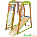 Спортивный детский уголок SportBaby Кроха 2 Радуга