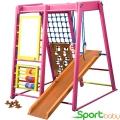 Спортивный детский уголок SportBaby Кроха 3 Барби