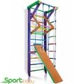 Спортивный детский уголок SportBaby Карусель 3-220