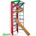 Спортивный детский уголок SportBaby Барби 3-220-240
