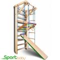 Спортивный детский уголок SportBaby Sport 3-220-240