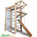 Спортивный детский комплекс SportBaby Sport 5-220-240