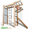 Спортивный детский комплекс SportBaby Kinder 5-220-240