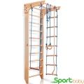 Спортивный детский уголок SportBaby KINDER 2-220-240