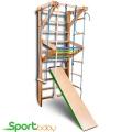 Спортивный детский уголок SportBaby BABY 3-220-240