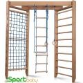 Спортивный детский уголок SportBaby BABY 4-220-240