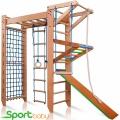 Спортивный детский уголок с рукоходом SportBaby BABY 5-220-240