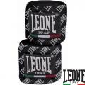 Боксерские бинты LEONE Black 4,5 м