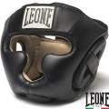 Детский боксерский шлем LEONE Junior Black