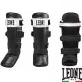 Защита голени и стопы LEONE Shock Black