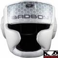 Женский боксерский шлем BAD BOY Pro Series 2.0 White
