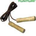 Скакалка TUNTURI Leather Skipping Rope