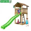 Детский игровой комплекс JUNGLE GYM Jungle Cottage