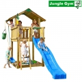 Детский игровой комплекс JUNGLE GYM Jungle Chalet