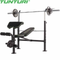 Скамья для жима TUNTURI WB60 Weight Bench