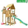Детский игровой комплекс JUNGLE GYM Jungle Palace