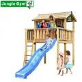 Детский игровой комплекс JUNGLE GYM Playhouse + Frame ХL