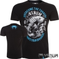 Футболка VENUM Koi T-Shirt Black