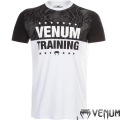 Футболка VENUM Training T-Shirt Ice Black