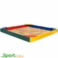 Детская песочница-ракушка SportBaby Песочница-15