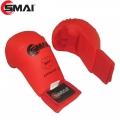 Перчатки для карате без защиты пальца SMAI WKF