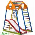 Спортивный комплекс для дома SportBaby KindWoodColor Plus1