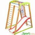 Спортивный детский уголок SportBaby Кроха 2 Plus 1