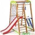 Спортивный детский уголок SportBaby Кроха 2 Plus 2