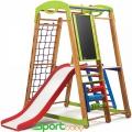 Спортивный детский уголок SportBaby Кроха 2 Plus 3