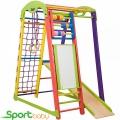 Детский спортивный уголок SportBaby Кроха Один