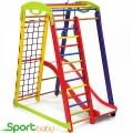 Спортивный детский уголок SportBaby Кроха 1 Plus 1