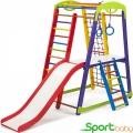 Спортивный детский уголок SportBaby Кроха 1 Plus 2