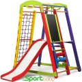 Спортивный детский уголок SportBaby Кроха 1 Plus 3