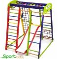 Спортивный детский уголок SportBaby Акварелька Plus1